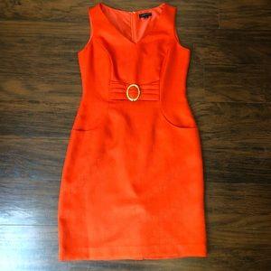 TAHARI Arthur S Lavine sheath dress  sz 8 pockets